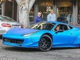 法拉利458 Italia即将拍卖