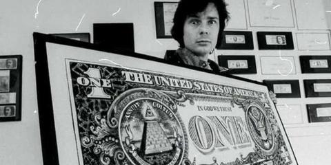 手绘纸币是艺术还是犯罪
