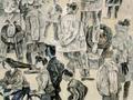 北京画院建院60周年首推卢沉大展