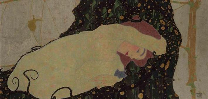席勒首幅巨作上拍苏富比 估价1.2亿