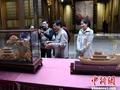 福州举办软木画展 近百年非遗焕发生机
