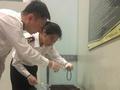 杭州海关查获几十串濒危紫檀珠串
