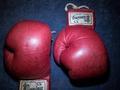 拳王阿里冠军手套将拍卖 估价4到6万英镑
