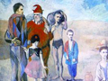 毕加索的成功:艺术坚守+商业渴望