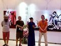 """""""镜箱""""呼波油画展在北京七朝艺术空间圆满开幕"""
