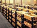 伦敦晒黄金藏量59.6万根金条