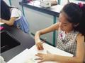 贵州省两万考生进行书画考级