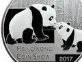 香港国际钱币联合展(HKCS)纪念银章即将发售
