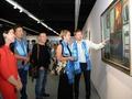 中俄蒙国际油画邀请展在内蒙古举办