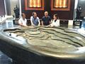 六盘水巨型砚台重6.8吨 已申报吉尼斯纪录