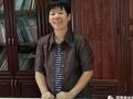 周慧珺书法艺术研究院接受上海东方卫视新闻专访
