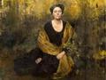 南非艺术玫瑰:美女画家Candace Charlton作品欣赏