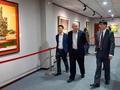 中国当代青年漆画家优秀作品展在莲福美术馆开幕