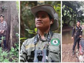 有的人守护着红木森林 却保护不了自己的生命