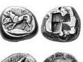 古希腊钱币上的猎犬