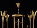 贾柯梅蒂设计的独特吊灯亮相苏富比拍卖行