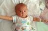 8个月先心婴儿待急救