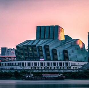 重庆大剧院十岁了