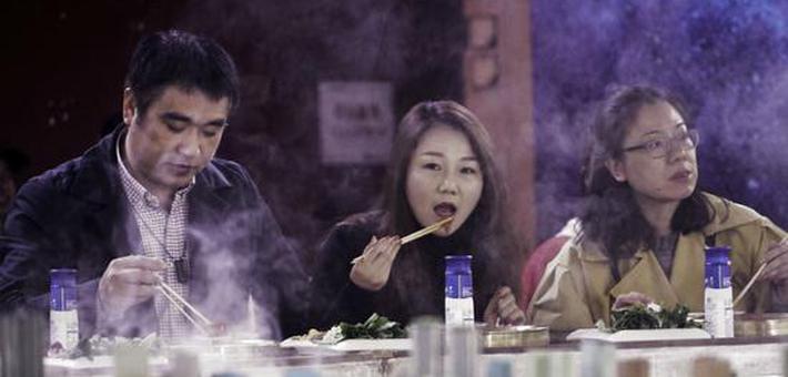 重庆火锅节落幕 超50万人现场用餐