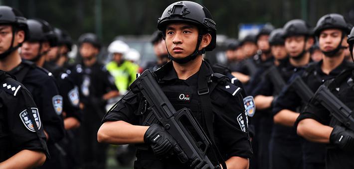 重庆公安启动全警实战大练兵