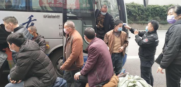 重庆汽车站全面恢复162条班车线路