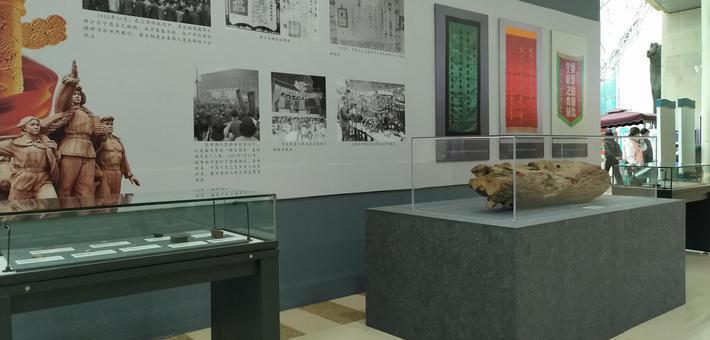 三峡博物馆抗美援朝微展览开展
