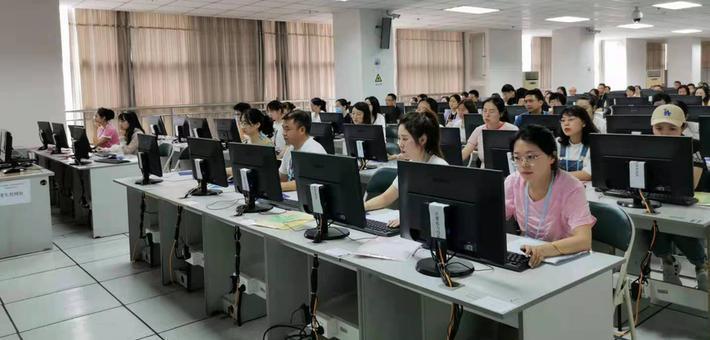 带你打探2021年重庆高考阅卷场