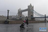"""雾""""锁""""伦敦——""""雾都""""开始实施大范围""""禁足""""措施"""