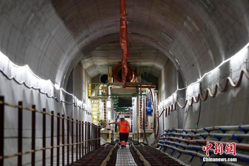 北京地铁19号线一期工程10座车站全部开工