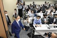 日本內閣官房長官菅義偉宣布競選自民黨總裁