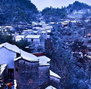 云海之巅 妖娆雪景