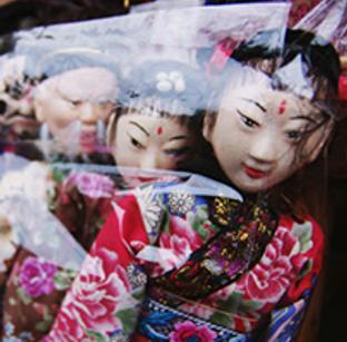 在桂林过情人节