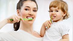 想有效刷牙?跟孩子玩个游戏吧