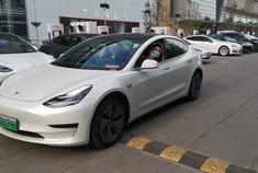 V选好车|探店网红新能源车 特斯拉Model3