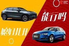 《胖哥选车》给媳妇儿买车,领克02和奥迪A3三厢版哪个好?