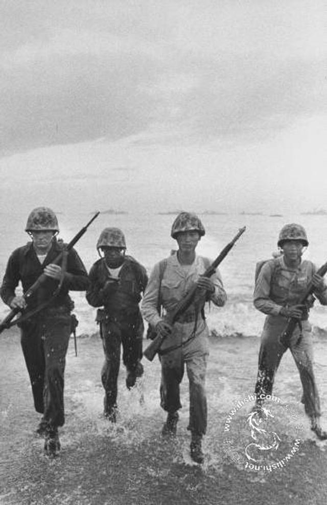 1958年美台两栖登陆联合军演