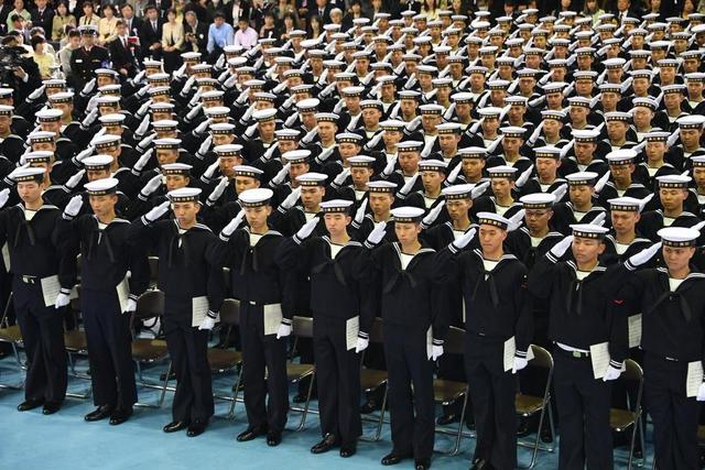 这些人掌握日本海上自卫队未来
