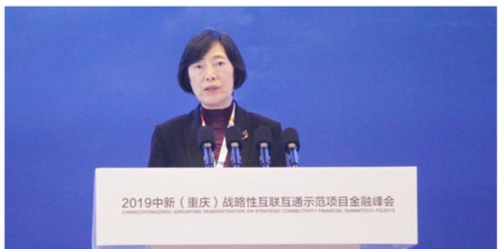 胡晓炼:中新金融机构合作有利于中新双边经济发展