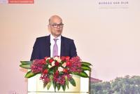 施曼德出席国际商会银行委员会2019年度会议并演讲