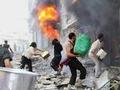 叙利亚城市遭空袭致18人死亡