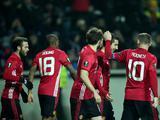 欧联杯博格巴助攻伊布曼联2-0