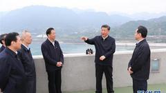 习近平:以长江经济带发展推动高质量发展