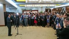 王毅参加外交部湖北全球推介活动并发表讲话