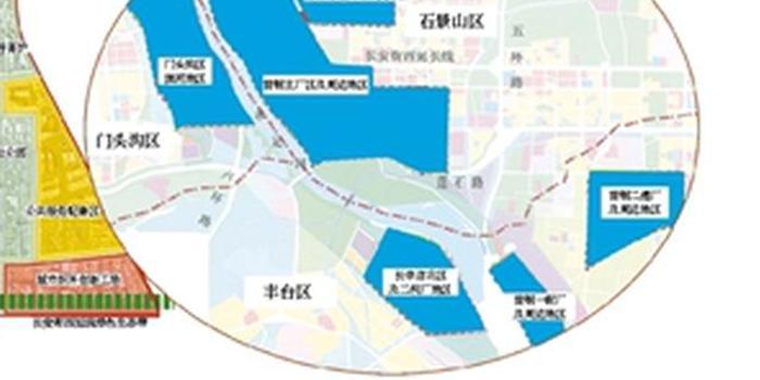 而新首钢地区将同时具备区位优势,规划优势,政策优势和营商环境的优势
