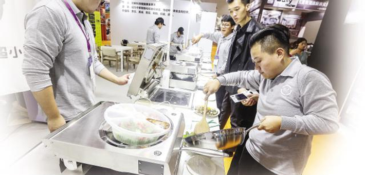大连智能餐饮平台预计年底上线运营