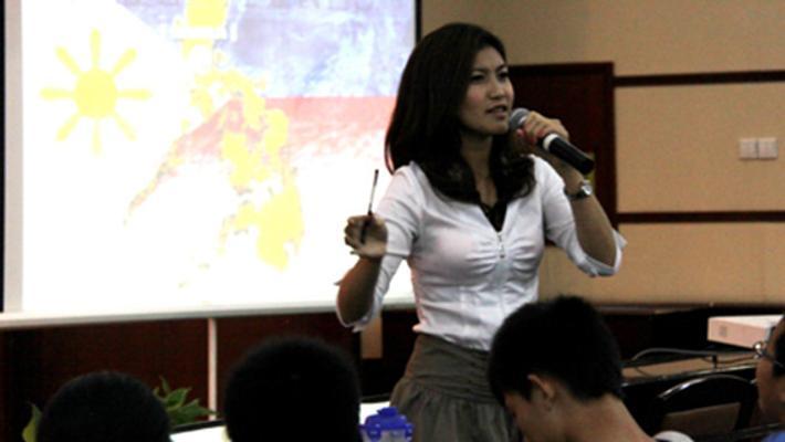 菲律宾外教口语真的标准么?