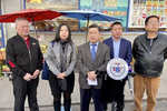 纽约华人超市员工患新冠肺炎?华裔市议员:别信谣
