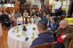 """美国加州中餐馆生意大减华人业者吁""""放心用餐"""""""