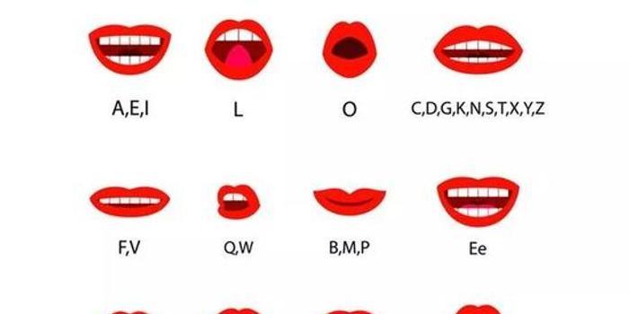 28条英语单词自然发音的拼读