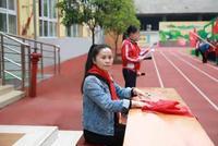 正能量校长:黔南州都匀市第一完全小学副校长龚雁